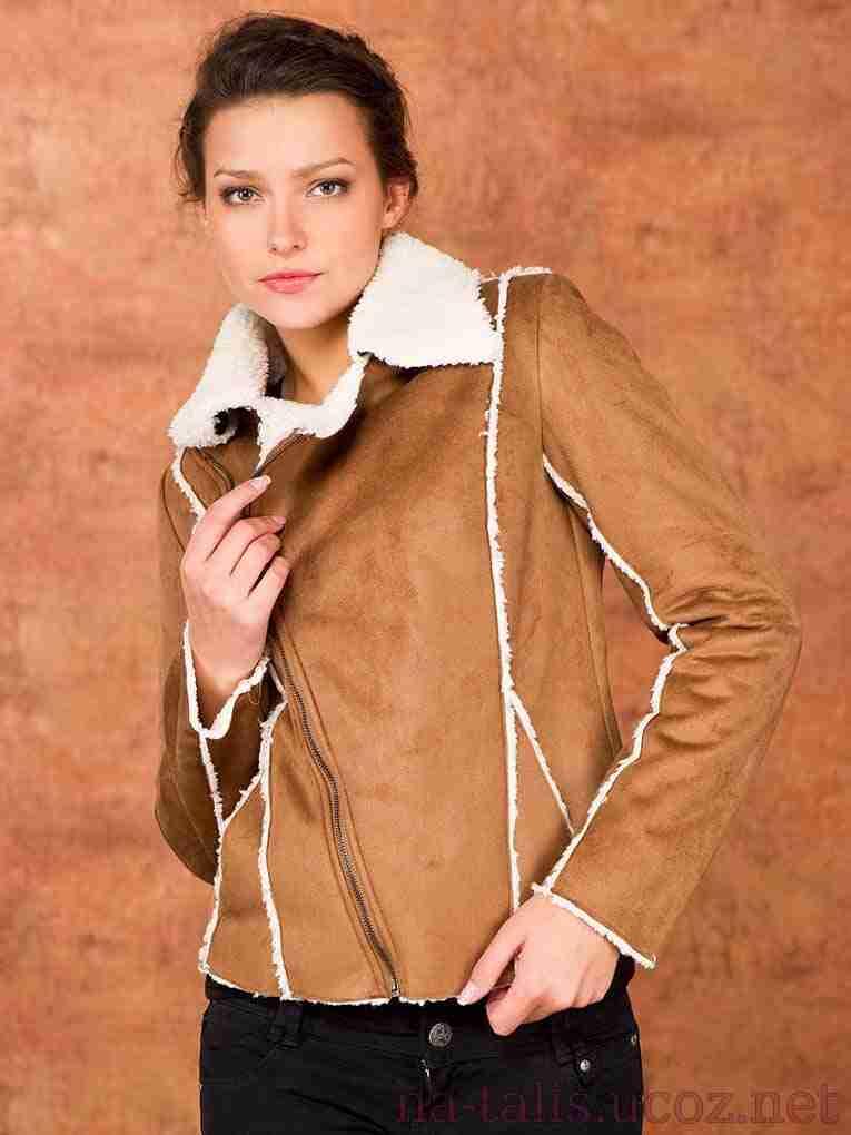 модели коротких курток фото