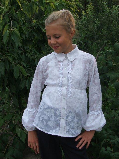 Блузка Из Батиста В Новосибирске